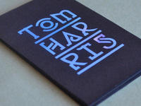 Tom Harris Business Card