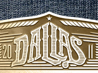 Dallas Buckle