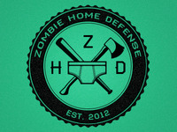 Zombie Home Defense Seal