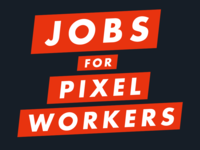 Introducing the United Pixelworkers Job Board