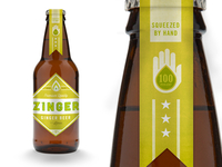 Lime Ginger Beer