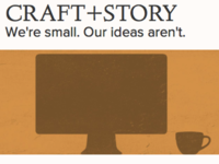 Craft+Story Header
