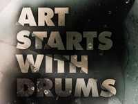 Art Starts with Drums