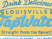 Drink Delicious Louisville Tap Water