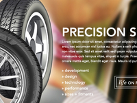 Firestone New Product Website Concept