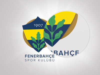 Fenerbahce logo and jerseys redesigned