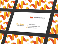 MISO Business Cards