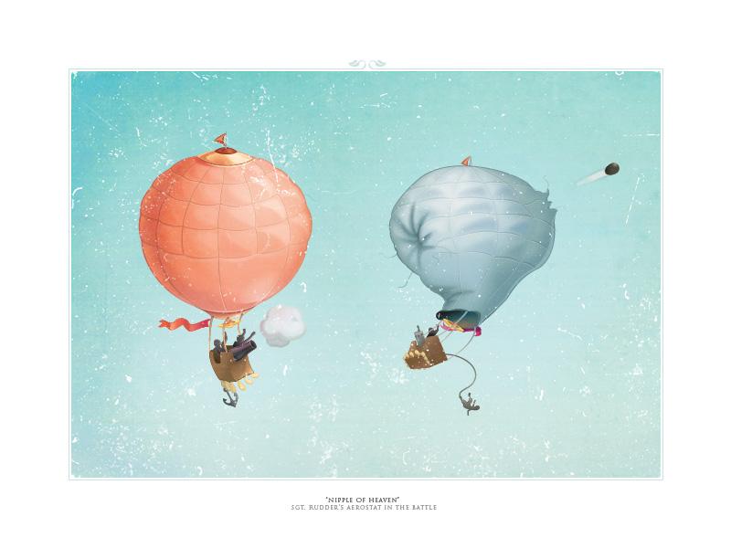 Vector Balloons av Kirill Meshkov