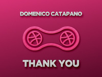 Thank You Domenico