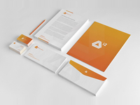 i2 Mobile stationery redesign