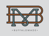 Buffalo Made Monogram 3