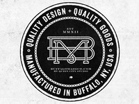 Buffalo Made Co. Sticker