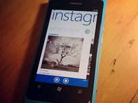Instagram WP7