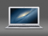 "Macbook Air 11"" psd Teaser"