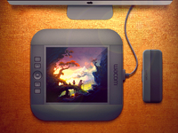 Wacom iOS Icon
