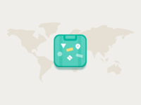 iTravel App Icon