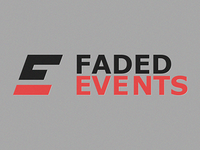Logo Faded Events