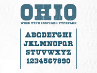 Ohio - New Typeface
