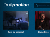 Dailymotion ios app
