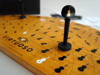 Virtuoso Board Game