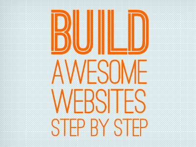 Build-awesome-websites