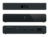 Apple TV Set-top Device - All Views