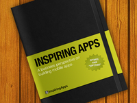 Inspiring Apps iBook Cover