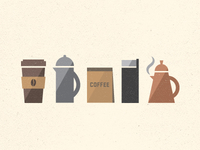 Coffee Illustrations