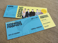 Sidewalk Prophets - Tickets
