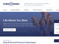 Alcohol & Drug Treatment Hospital [website]