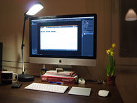 home workspace :)
