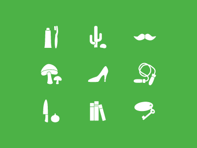 Office-pictograms