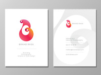 BRAND RASA BUSINESS CARD