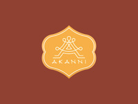 Akanni Identity ( logo for a jewelry designer