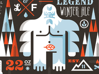 Lengend Winter Ale