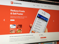 Pocketworks website