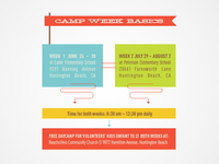 KidsGames Camp Week