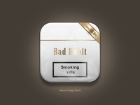 Quit Smoking iPhone App
