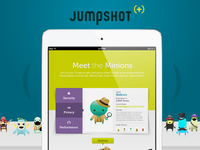 Jumpshot Marketing Site