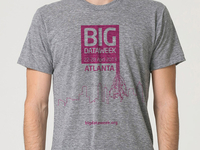 Big Data Week Atlanta Shirt