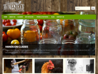The Homestead Atlanta Website