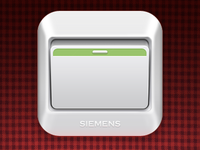 Siemens switch iOS icon