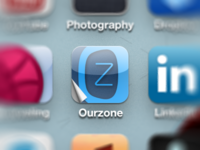 Ourzone iOS Icon