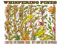 Whispering pines Art