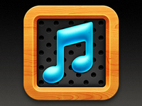 Music Box iOS icon
