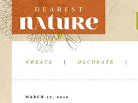 Dearest Nature Blog