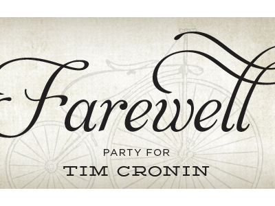 farewell co-worker signs printable | just b.CAUSE