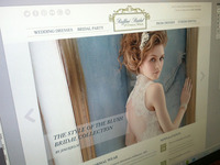 Raffiné Bridal Website Redesign