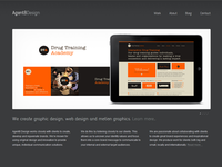 Agent8 Design website launch