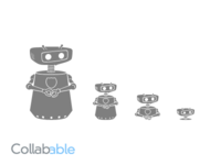 Loveable Robot Glyphs